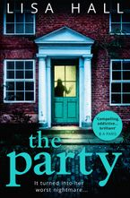 The Party Paperback  by Lisa Hall