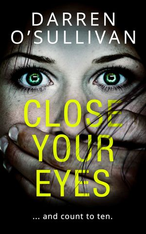Close Your Eyes book image