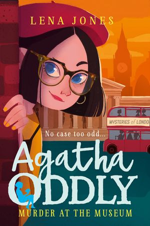 Murder at the Museum (Agatha Oddly, Book 2) book image
