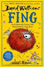 Fing Paperback  by David Walliams