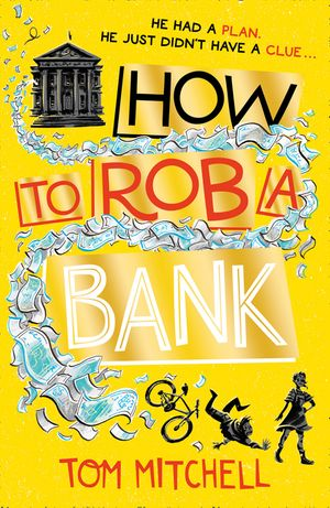 How to Rob a Bank book image