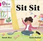 Collins Big Cat Phonics for Letters and Sounds – Sit Sit: Band 1A/Pink A