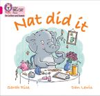 Collins Big Cat Phonics for Letters and Sounds – Nat Did It: Band 01A/Pink A