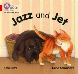 Collins Big Cat Phonics for Letters and Sounds – Jazz and Jet: Band 02A/Red A