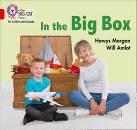 Collins Big Cat Phonics for Letters and Sounds – In the Big Box: Band 2A/Red A