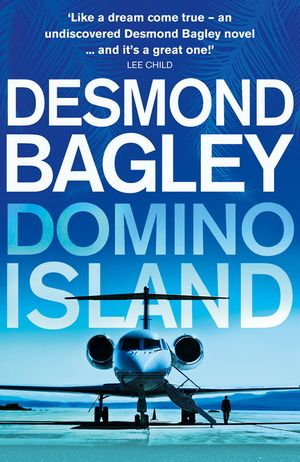 Domino Island: The unpublished thriller by the master of the genre book image