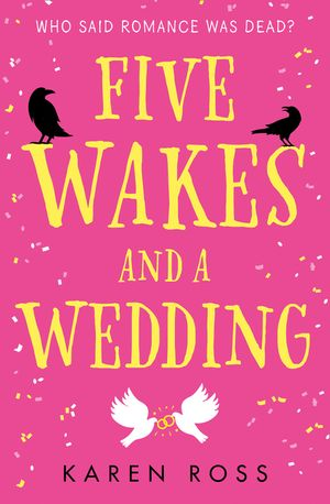Five Wakes and a Wedding book image