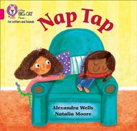 collins-big-cat-phonics-for-letters-and-sounds-nap-tap-band-1apink-a