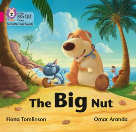 Collins Big Cat Phonics for Letters and Sounds – The Big Nut: Band 1B/Pink B