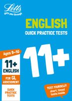 11-english-quick-practice-tests-age-9-10-for-the-gl-assessment-tests-letts-11-success