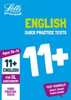 11-english-quick-practice-tests-age-10-11-for-the-gl-assessment-tests-letts-11-success