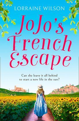 Jojo's French Escape (A French Escape, Book 3)