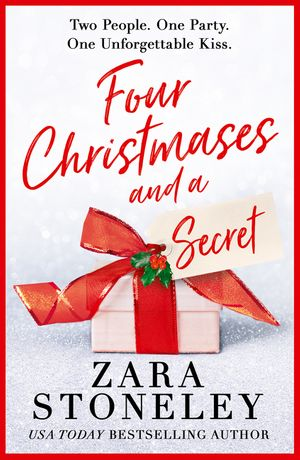 Four Christmases and a Secret book image