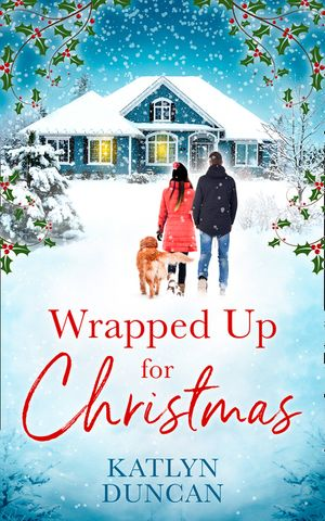 Wrapped Up for Christmas book image