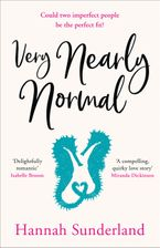 Very Nearly Normal Paperback  by Hannah Sunderland