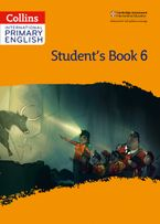 Collins International Primary English – International Primary English Student's Book: Stage 6 Paperback  by Daphne Paizee