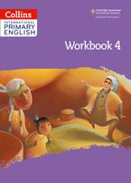 Collins International Primary English – International Primary English Workbook: Stage 4 Paperback  by Daphne Paizee