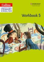 Collins International Primary English – International Primary English Workbook: Stage 5 Paperback  by Daphne Paizee