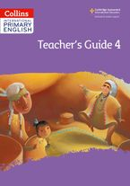 Collins International Primary English – International Primary English Teacher's Guide: Stage 4