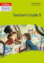 Collins International Primary English – International Primary English Teacher's Guide: Stage 5