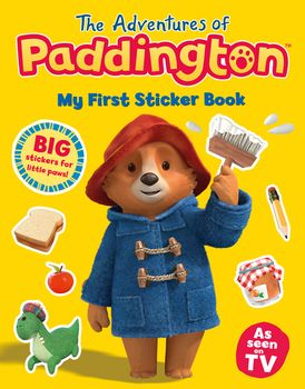 The Adventures of Paddington: My First Sticker Book (Paddington TV)