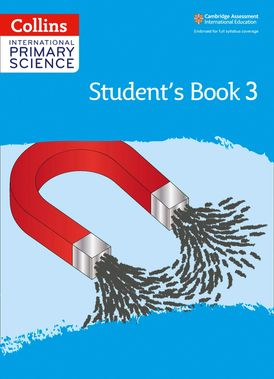 Collins International Primary Science – International Primary Science Student's Book: Stage 3