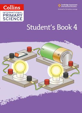 Collins International Primary Science – International Primary Science Student's Book: Stage 4