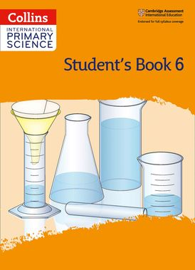 Collins International Primary Science – International Primary Science Student's Book: Stage 6