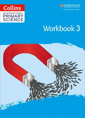 Collins International Primary Science – International Primary Science Workbook: Stage 3