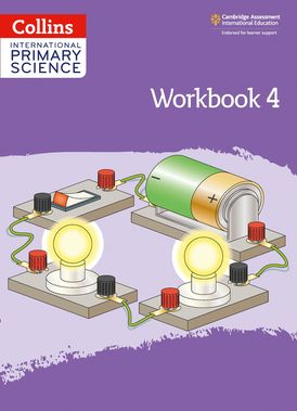 Collins International Primary Science – International Primary Science Workbook: Stage 4