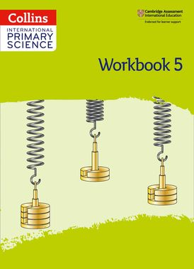 Collins International Primary Science – International Primary Science Workbook: Stage 5