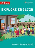 Collins Explore English – Explore English Student's Resource Book: Stage 2 Paperback  by Daphne Paizee