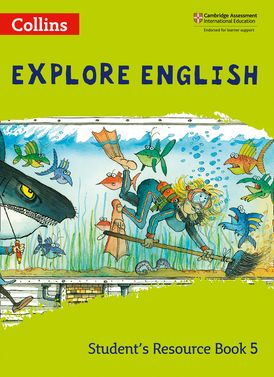 Collins Explore English – Explore English Student's Resource Book: Stage 5