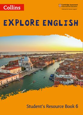 Collins Explore English – Explore English Student's Resource Book: Stage 6
