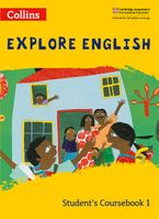 Collins Explore English – Explore English Student's Coursebook: Stage 1 Paperback  by Daphne Paizee