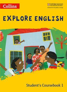 Collins Explore English – Explore English Student's Coursebook: Stage 1
