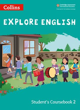 Collins Explore English – Explore English Student's Coursebook: Stage 2