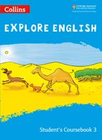 Collins Explore English – Explore English Student's Coursebook: Stage 3 Paperback  by Sandy Gibbs