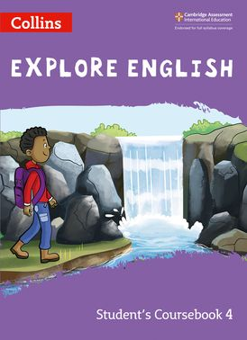 Collins Explore English – Explore English Student's Coursebook: Stage 4