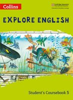 Collins Explore English – Explore English Student's Coursebook: Stage 5 Paperback  by Robert Kellas