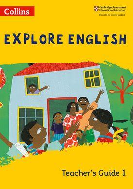 Collins Explore English – Explore English Teacher's Guide: Stage 1