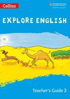 Collins Explore English – Explore English Teacher's Guide: Stage 3 Paperback  by Sandy Gibbs