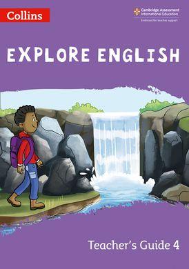 Collins Explore English – Explore English Teacher's Guide: Stage 4