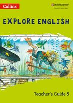 Collins Explore English – Explore English Teacher's Guide: Stage 5 Paperback  by Sandy Gibbs