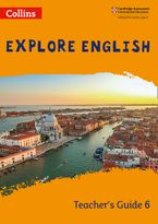 Collins Explore English – Explore English Teacher's Guide: Stage 6 Paperback  by Sandy Gibbs