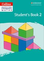 Collins International Primary Maths – International Primary Maths Student's Book: Stage 2 Paperback  by Lisa Jarmin