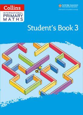 Collins International Primary Maths – International Primary Maths Student's Book: Stage 3