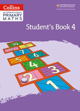 Collins International Primary Maths – International Primary Maths Student's Book: Stage 4
