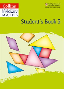 Collins International Primary Maths – International Primary Maths Student's Book: Stage 5