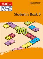 Collins International Primary Maths – International Primary Maths Student's Book: Stage 6 Paperback  by Paul Hodge